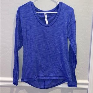 Long sleeve lululemon shirt